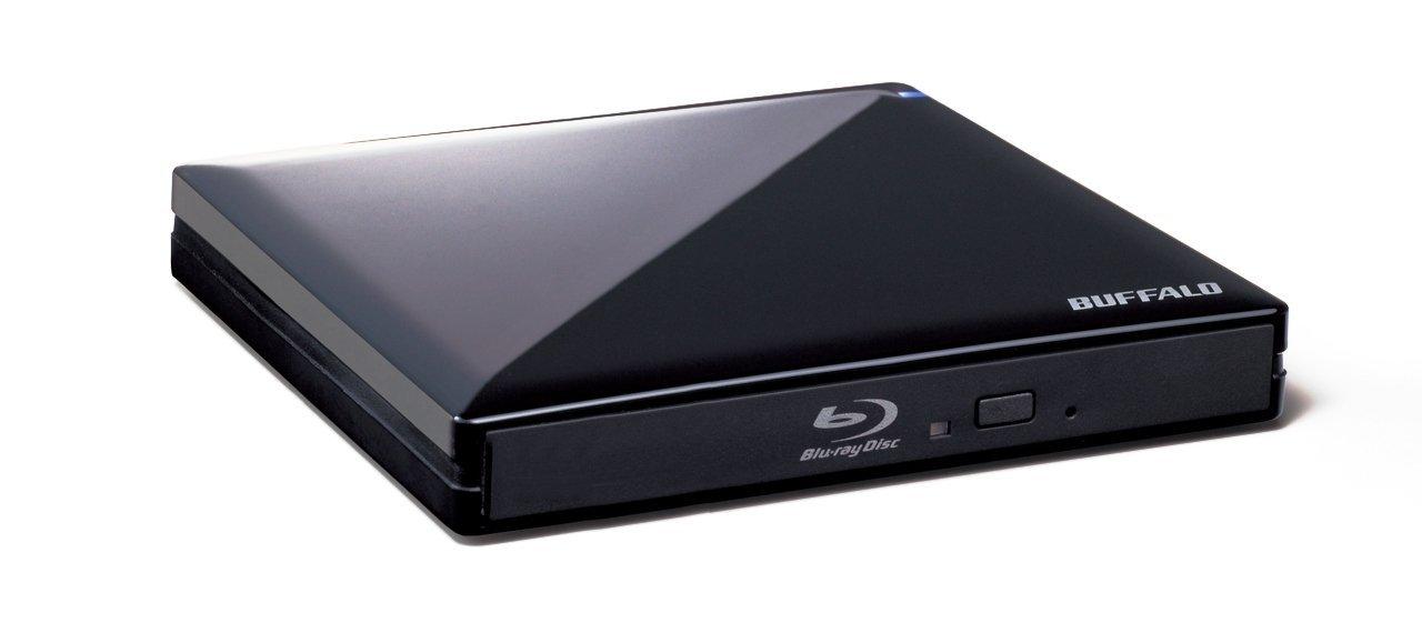 Buffalo BRXL-PC6U2B-EU externer Blu Ray XL Brenner