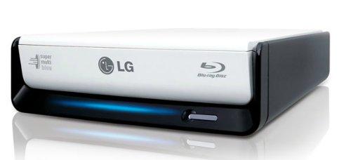LG BE12LU38 externer Blu-ray 12x Brenner